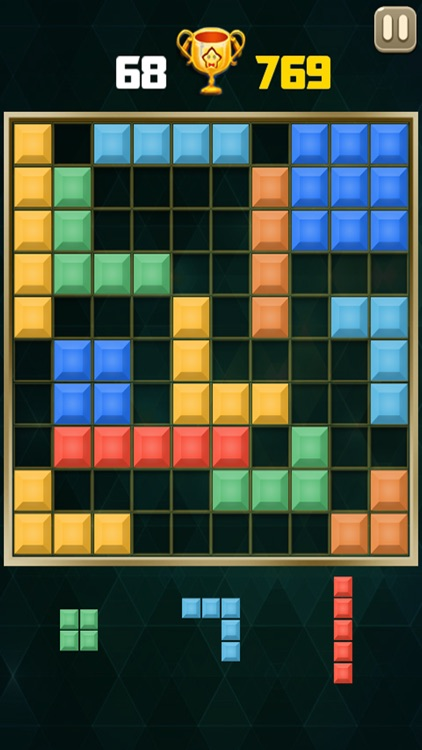 Block Puzzle Classic Blitz screenshot-0