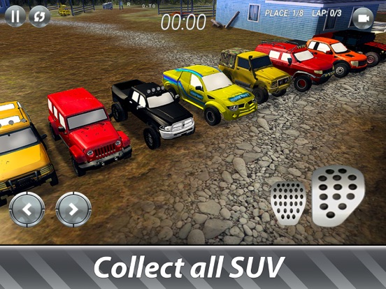 SUV Offroad Rally screenshot 6