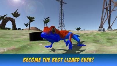 Lizard Wild Life Simulator 3D screenshot four