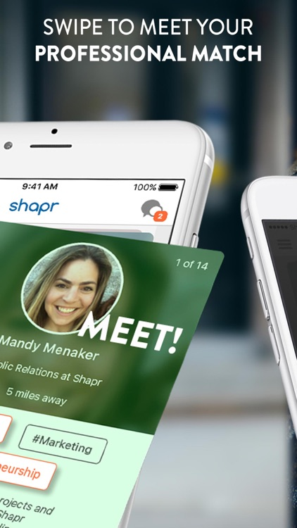 Shapr | Meaningful Networking