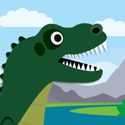 Make a Scene: Dinosaurs