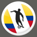 24.Scores for Colombia Football - Primera Division