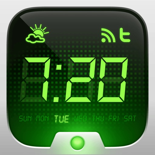 Alarm Clock HD - Digital Alarm Clock Display