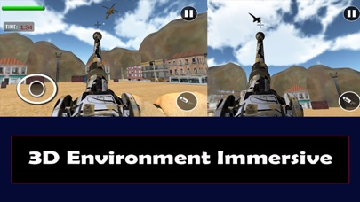 Anti Aircraft Jet War Shooting : Final Battle Screenshot 2