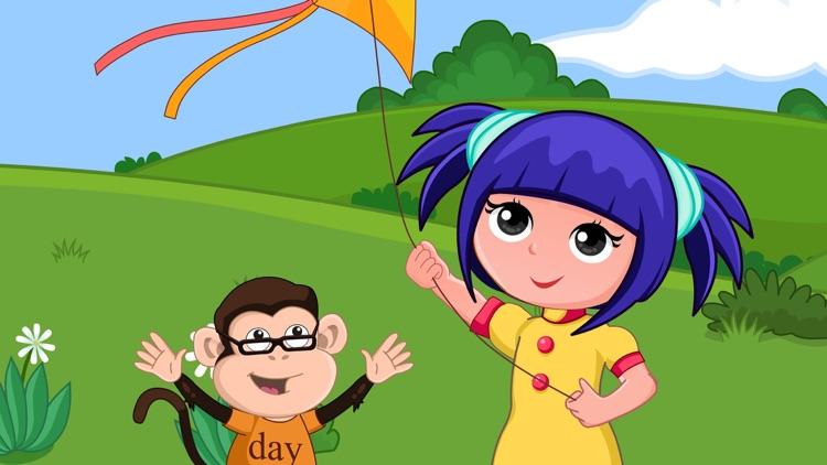 Learning English by flying kites screenshot-3