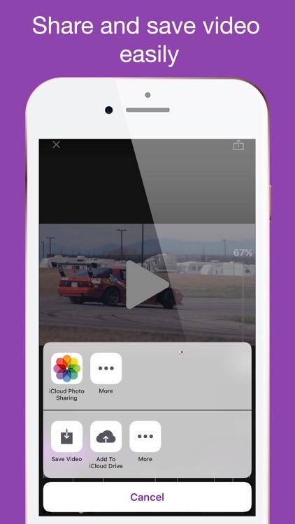 SlowMe - Slow motion video editor screenshot-3