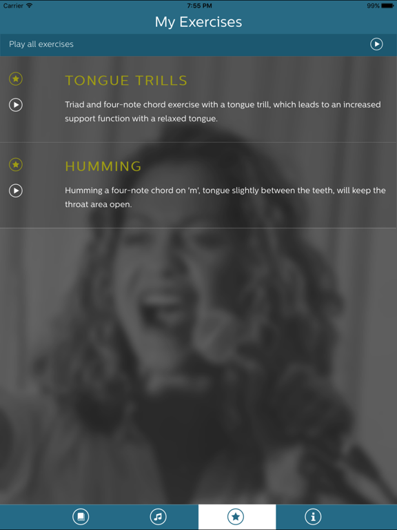 Vocal Trainer Female, Studio-für-Gesang-Berlin screenshot 8