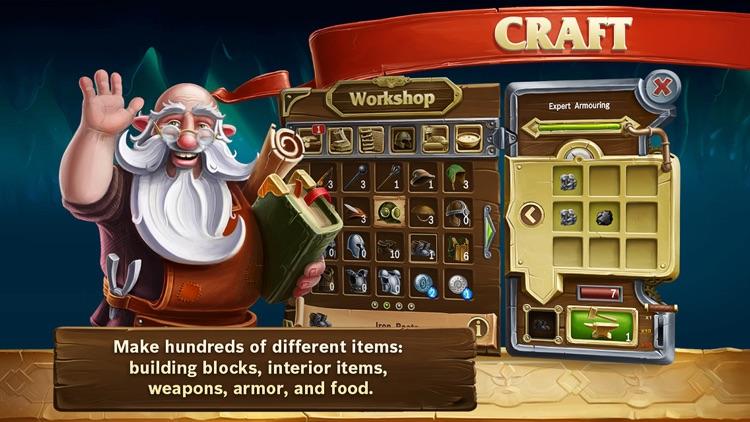Craft The World - Episodes Edition