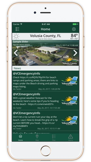 Volusia County FL EM on the App Store