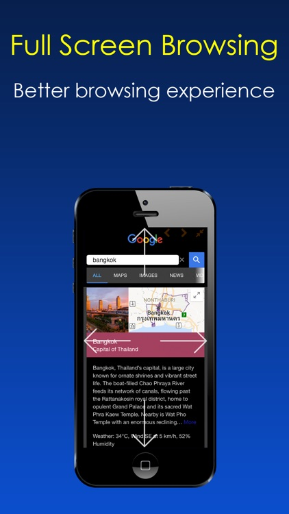 Dark Night Browser screenshot-4