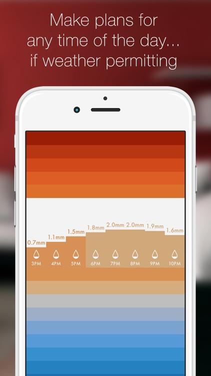 Clima - Beautifully simple screenshot-4