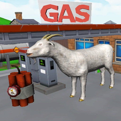 Goat Gone Wild Simulator 2