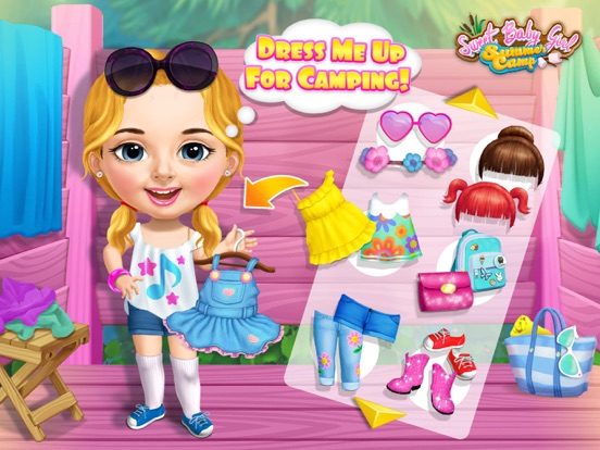 Sweet Baby Girl Summer Camp screenshot 7