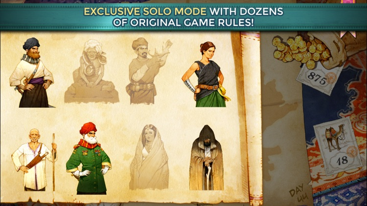 Jaipur: the board game screenshot-3