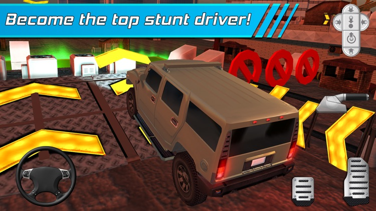 Roof Jumping: Parking Simulator 2 screenshot-4