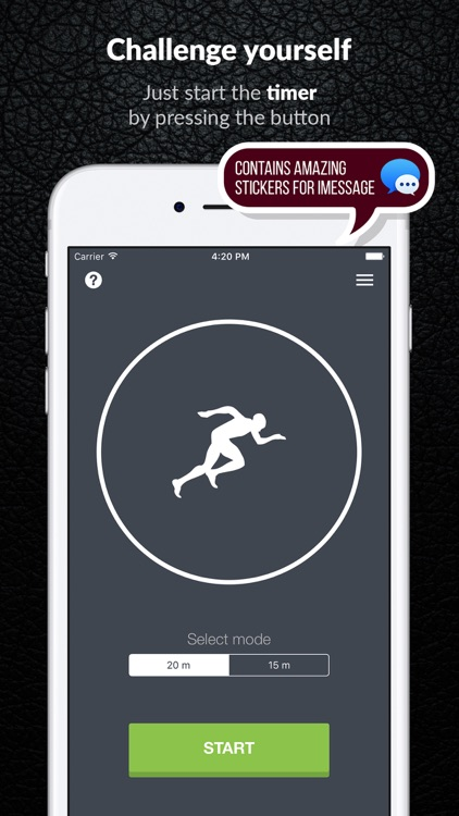 Beep Test: Police Military Multi Stage Assessment screenshot-0