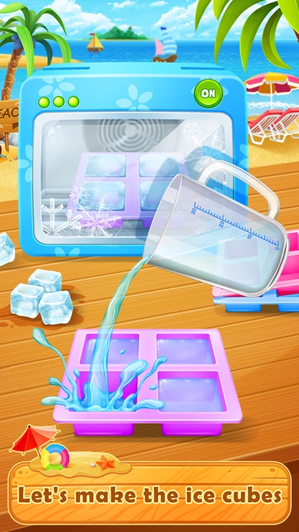 Summer Icy Snow Cone Maker - Sweet Summer Snacks