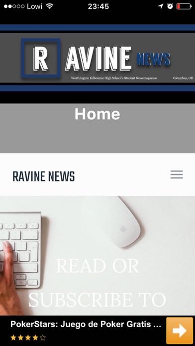 Ravine News screenshot 3