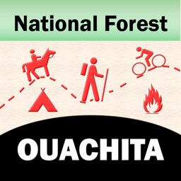 Ouachita National Forest – GPS Offline Navigator