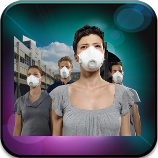 iAirQuality --Global Air Quality Index Pm2.5,pm10
