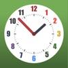 Stell die Uhr - Uhr lesen lernen