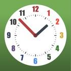 设置时钟 - 学习如何读时间 icon