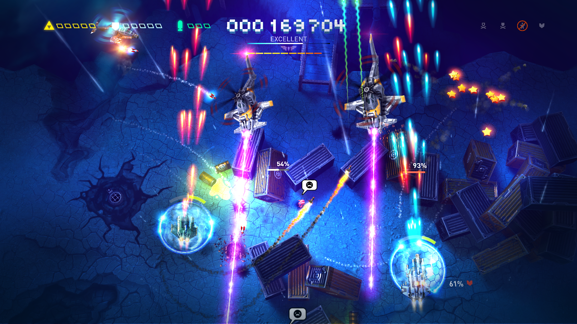 Sky Force Reloaded screenshot 15