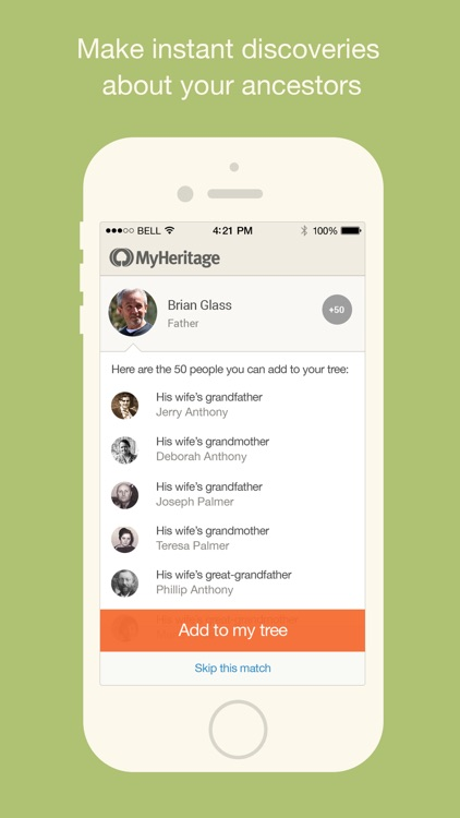 MyHeritage screenshot-3