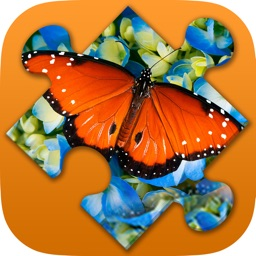 Butterfly Jigdsaw Puzzles