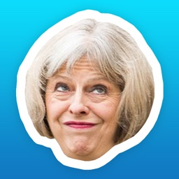May-moji - The many faces of Theresa May