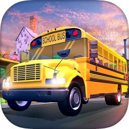 School Bus 3D Game