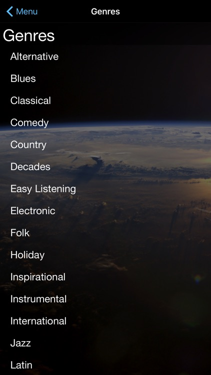 Cloud Radio screenshot-2