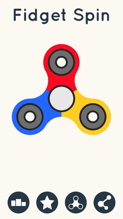 Fidget Spin screenshot-0