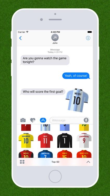 Football Emojis
