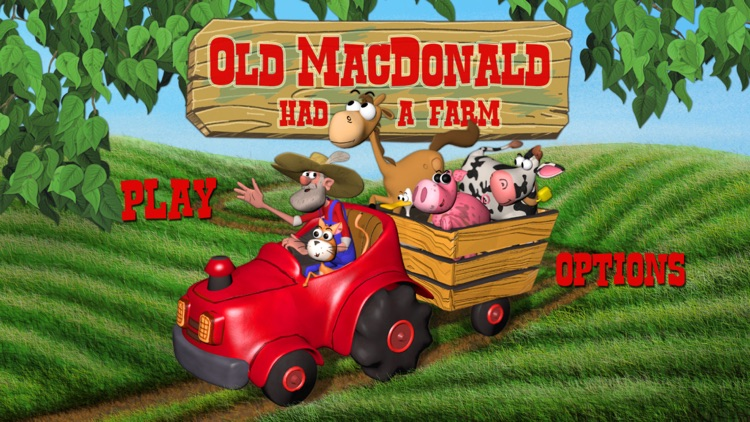 Old MacDonald Had a Farm Sing and Play screenshot-0
