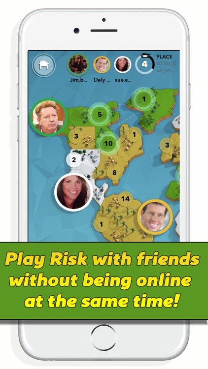 Attack Your Friends! - Risk Game screenshot-0