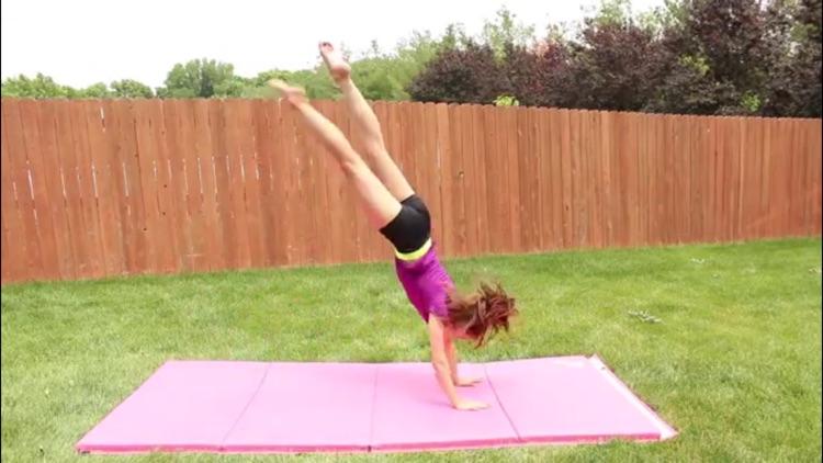 Gymnastics Clinic screenshot-4