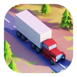 Off Road Cargo Truck Driving Simulation 3D