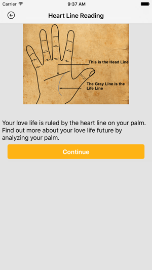 Palm Reader - Scan Your Future on the App Store