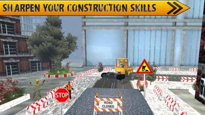 Road Construction: Build City for Heavy Traffic 3d screenshot 2