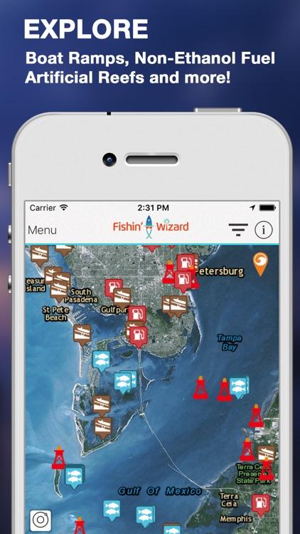 Fishin' Wizard - Fishing App screenshot-0