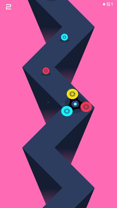 Spinner Zag screenshot four