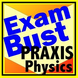 Praxis II Physics Prep Flashcards Exambusters