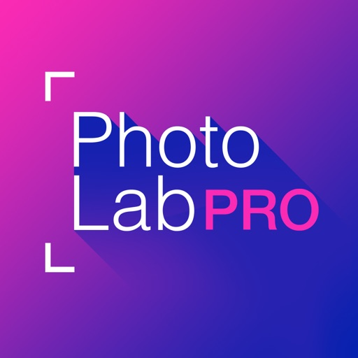 Photo Lab PRO HD: frames for pictures, face sketch app logo
