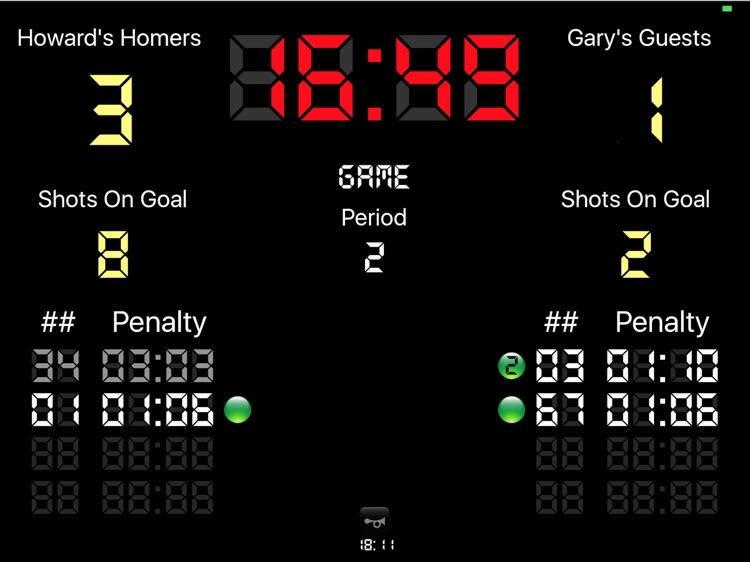 Hockey Screen