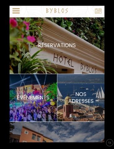 Hôtel Byblos - Palace Saint-Tropez - náhled
