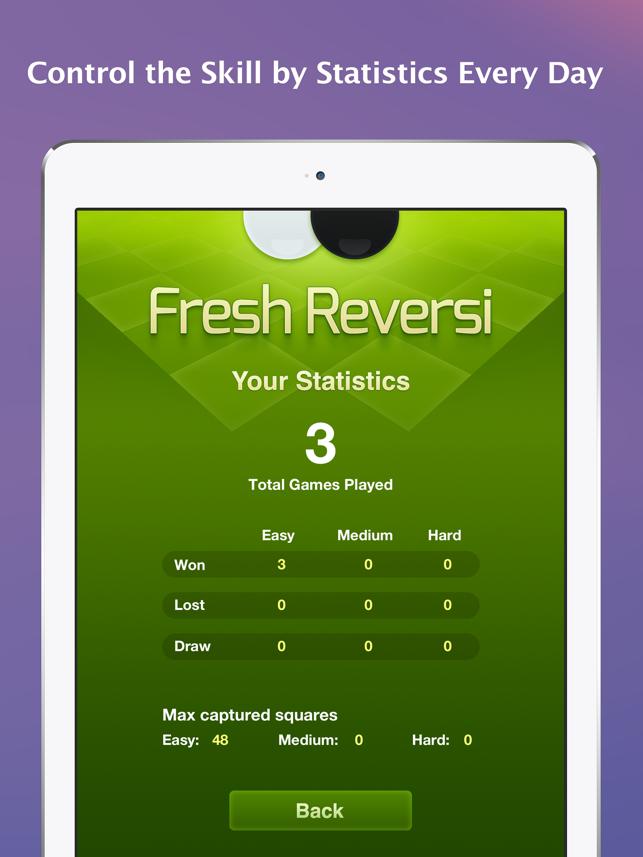 Fresh Reversi Screenshot