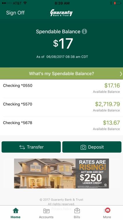 Guaranty Bank & Trust Mobile