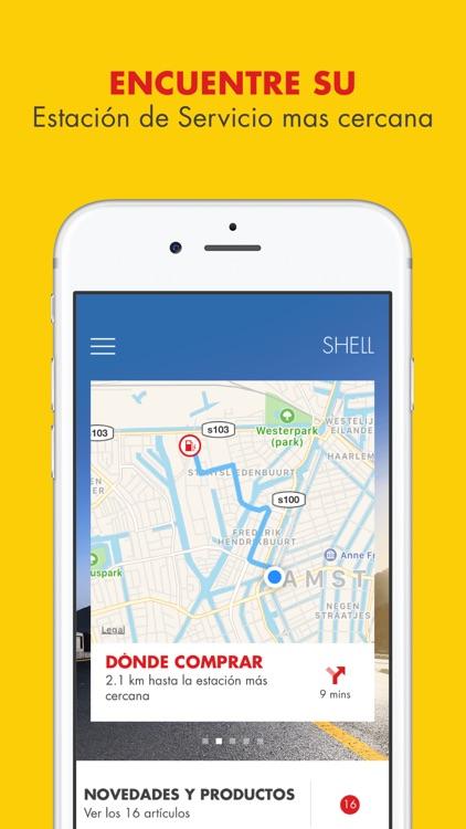 Shell screenshot-3