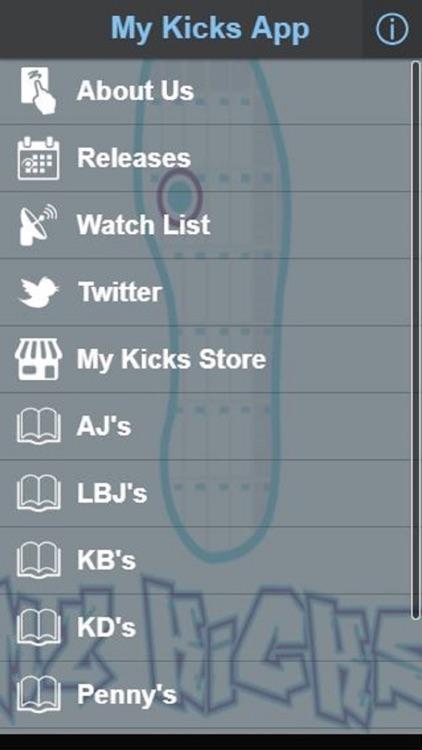 My Kicks App